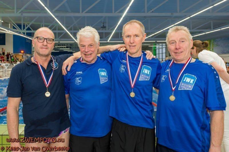 Prima Prestaties WWV Op NK Masters Te Zwolle