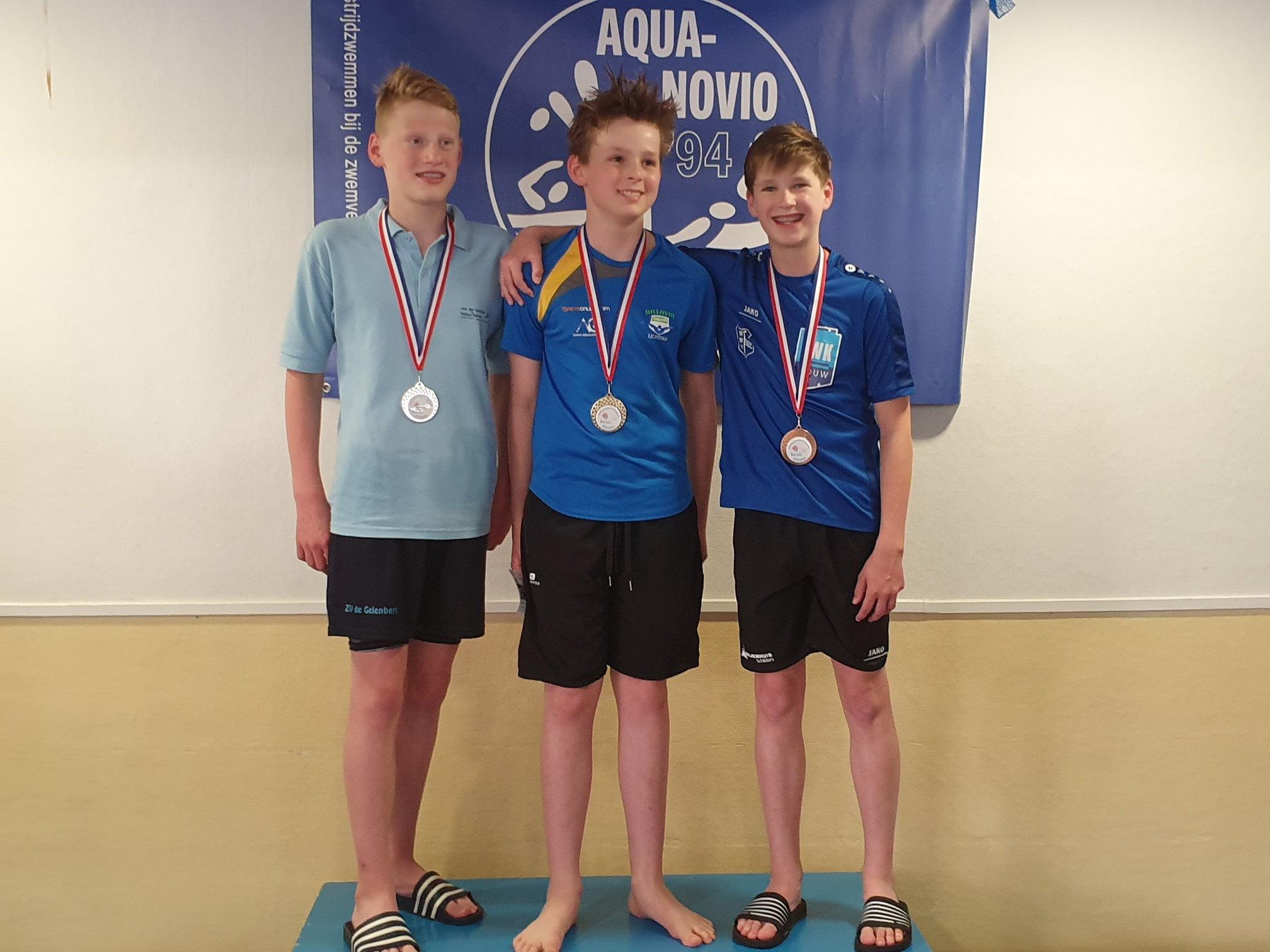 WWV – Succes Bij De Gelderse Kampioenschappen Wedstrijdzwemmen