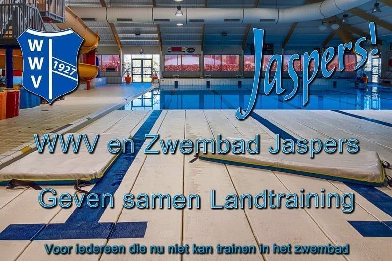 WWV Jaspers Landtraining